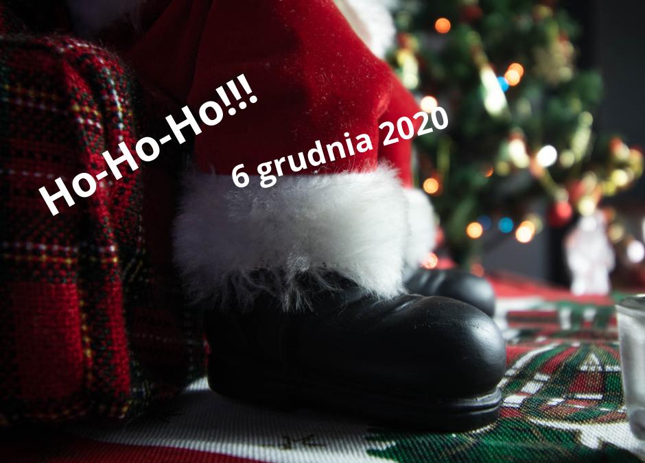 6 grudnia Mikołajki!!!