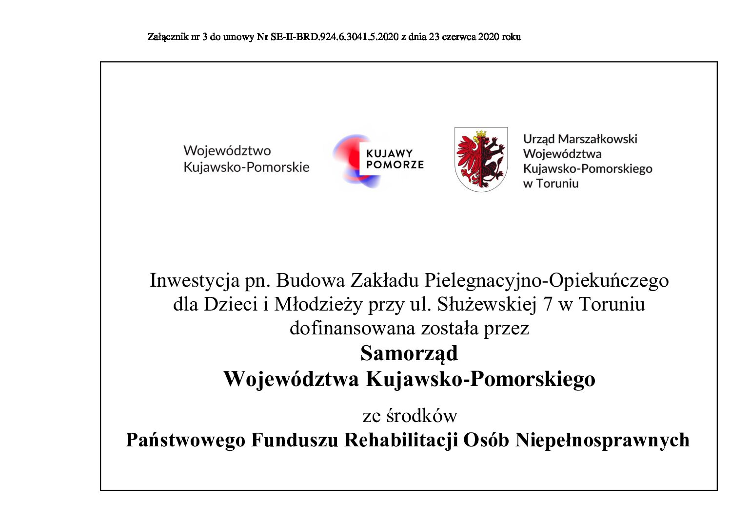 Budowa ZPO dla Dzieci i Młodzieży w Toruniu